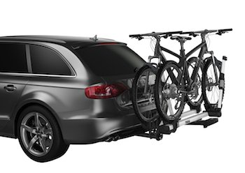 "THULE 9035 T2 PRO 2 BIKE HITCH RACK (1 1/4"")"