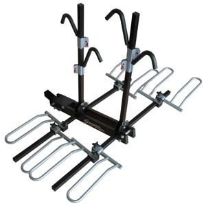 "SWAGMAN ""XTC"" 4 BIKE HITCH RACK (2"")"