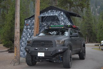 TEPUI AUTANA ROOF TENT & TEPUI AUTANA ROOF TENT - Racks Unlimited