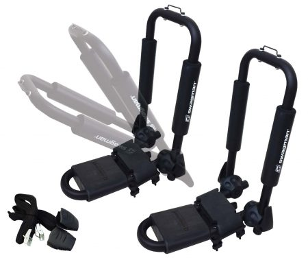 SWAGMAN FOLDING CONTOUR KAYAK CARRIER