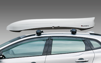 INNO 660 WEDGE SKI & CARGO BOX