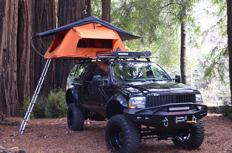 & TEPUI Roof Tents