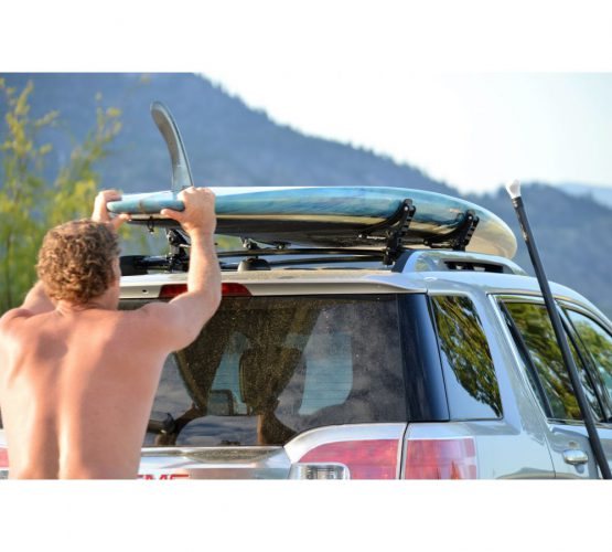 Swagman RINCON Roof Mount Kayak & SUP Carrier